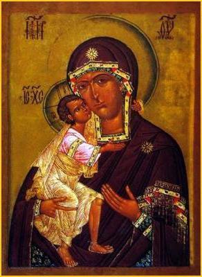 Икона Божьей Матери Феодоровская в чем помогает?