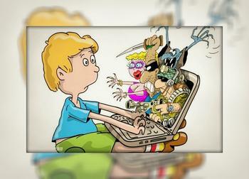 Как быть цензором своему ребенку?