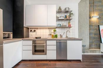 Кухня с площадью 9 кв. м – актуальный дизайн 2017