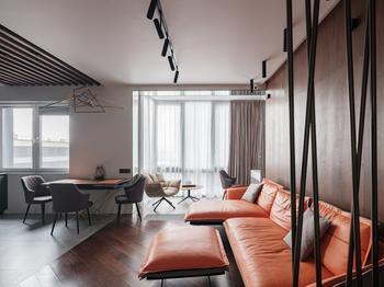 Квартира с системой «умный дом» для молодой пары
