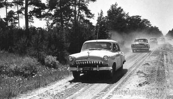За что Жуков забраковал легендарную «Волгу» ГАЗ-21: Колеса, прославившие СССР