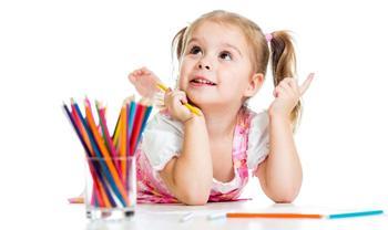 Как научить ребёнка рисовать с помощью цифр