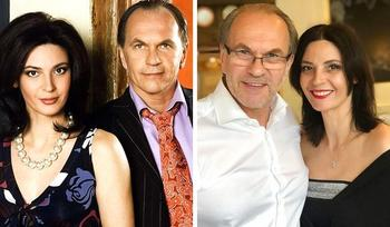 Как изменились 13 звездных пар за долгие годы семейной жизни
