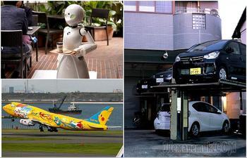 15 будничных доказательств того, что Япония уже живет в будущем