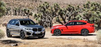 BMW X3 M и BMW X4 M 2019 – «заряженные» версии БМВ Х3 и БМВ Х4