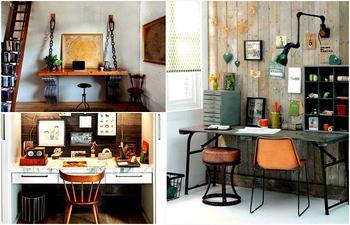 Идеи оформления современного домашнего кабинета