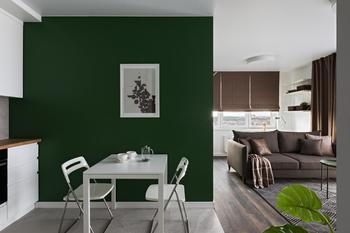 Как грамотно распланировать пространство в трех разных квартирах-студиях