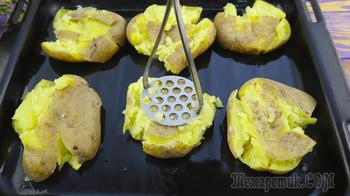 Как вкусно приготовить картофель на ужин, что будут просить добавки