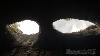 Осенняя экскурсия 2020. 02. Пещера Проходная