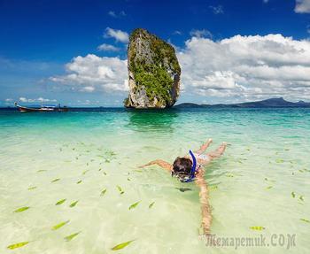 Увлекательные фотографии о путешествиях и отпуске
