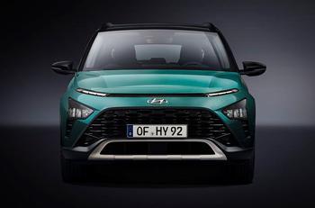 Новый Hyundai Bayon: Мал брат, да удал!