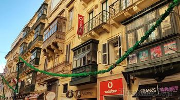 Мальта. 05. Валлетта. По главной улице столицы