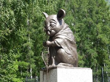 На службе науки: Каким животным установлены памятники в странах СНГ