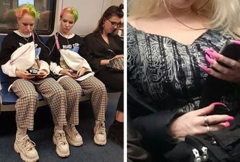 20 подтверждений, что в метро можно встретить уникальных людей