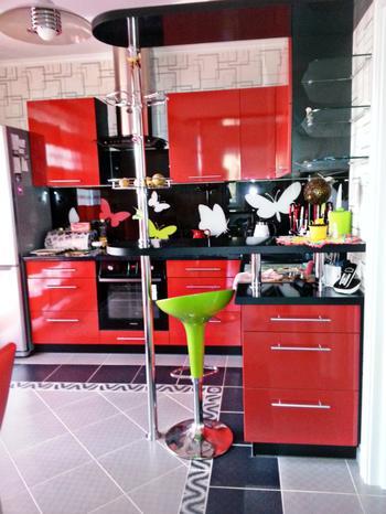 Кухня по фэн-шую: наш маленький рай