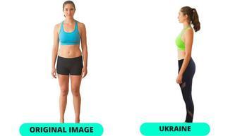 Тонкая талия и плоский живот: как выглядит идеальная женская фигура в 15 разных странах