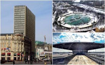 5 знаменитых сооружений советской эпохи, которые были безвозвратно утрачены
