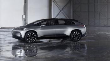 6 фактов, которые вам нужно знать про новый электромобиль Faraday Future FF91
