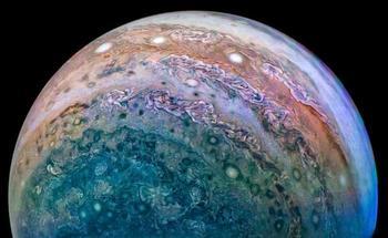 Запасы воды на Юпитере больше, чем считали раньше