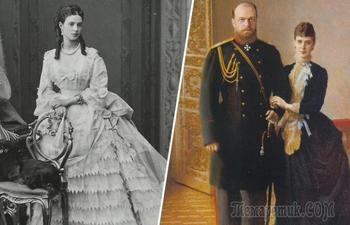 Надежды и слёзы императрицы Марии Фёдоровны