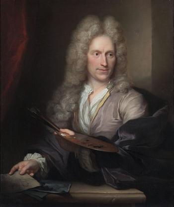 Ян ван Хёйсум нидерландский художник