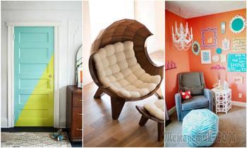 20 потрясающих идей для маленькой гостиной, которые ещё не успели надоесть