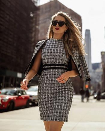 Стильные платья для деловых женщин