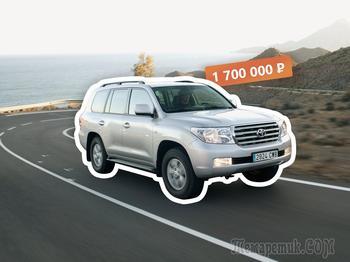 Любишь кататься – люби и катайся: покупаем Toyota Land Cruiser 200 за 1,7 миллиона