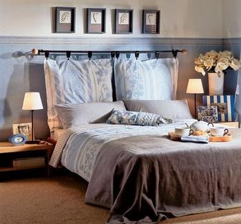 Нотки Скандинавии в вашей спальне