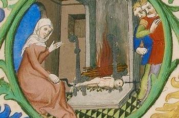 Паштет из заячьих мозгов и другие советы по уходу за детьми из Средневековья