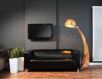 Напольные светильники, которые сделают любой дом светлым, уютным и стильным