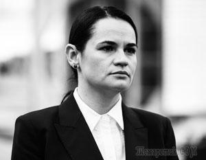 Светлану Тихановскую объявили в розыск в России