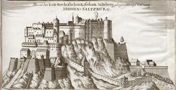По волнам моей памяти... Hohensaltzburg. Österreich..