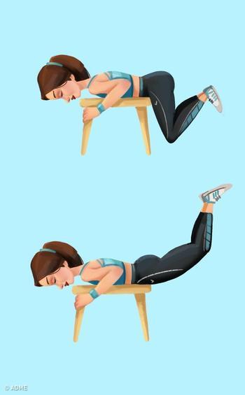 8 несложных упражнений, благодаря которым фитнес-блогеры создают аппетитные попы