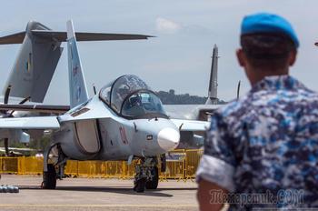 Умный самолет Як-130