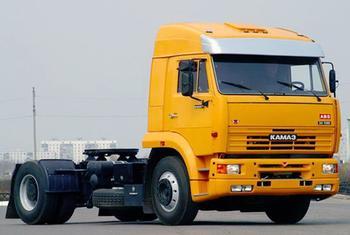 КамАЗ-5460: технические характеристики, виды, фото