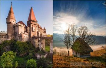 Мистическая Трансильвания: 16 великолепных пейзажей с родины графа Дракулы, от которых захватывает дух