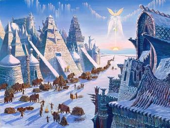 В поисках вымышленного царства. Вымышленного ли?
