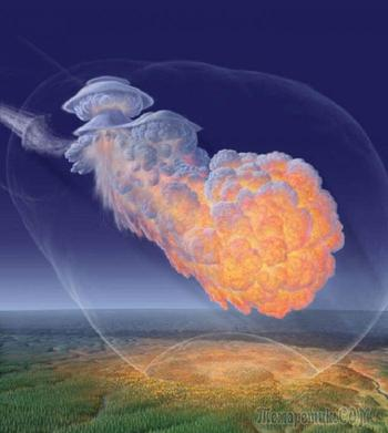 Тунгусское событие: тайна взрыва метеорита — гипотезы и расследования