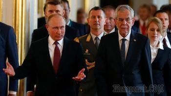 Не договорили на свадьбе? Зачем президент Австрии едет к Путину