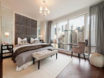20 актуальных и вдохновляющих идей для оформления современной спальной комнаты