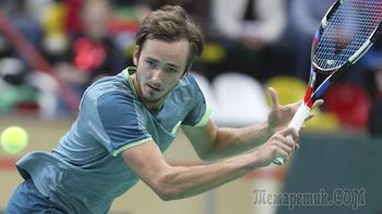 Прорыв Медведева и неудачи Шараповой: итоги 2019-го в теннисе