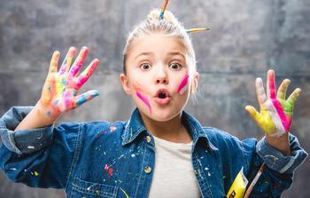 3 правила креативного рисования: развиваем творческую личность
