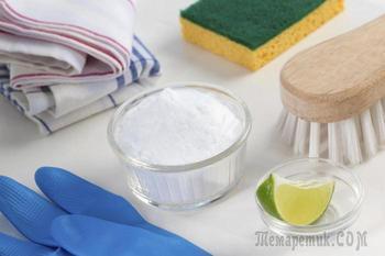 17 необычных способов использования пищевой соды