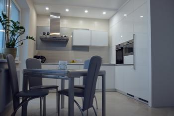 Кухня: стильная кулинарная лаборатория