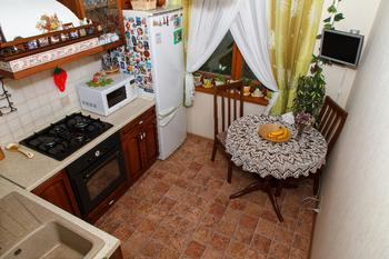 Наша кухня в классическом стиле