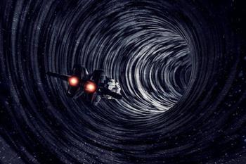 Чёрные дыры — порталы в прошлое и будущее?