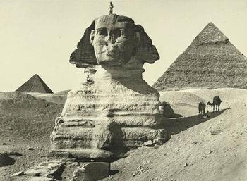 «Отец страха»: какие тайны скрывает египетский Сфинкс