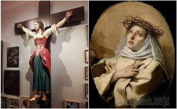 Средневековый святой аскетизм: Ради кого вгоняли себя в могилу женщины прошлого
