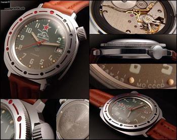 Командирские часы: тикающая легенда